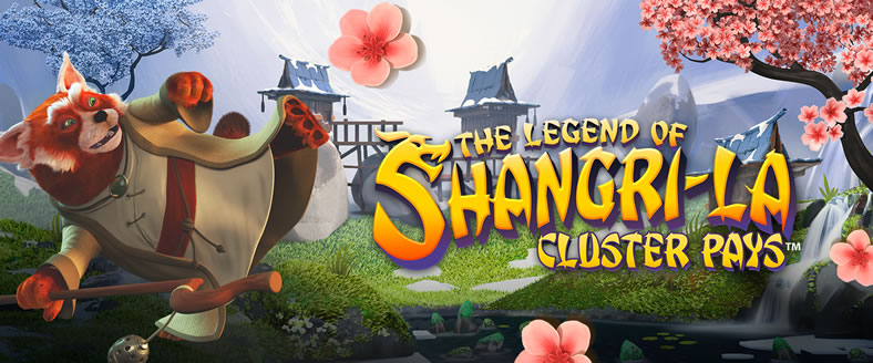 The Legend of Shangri La Netent videoslot