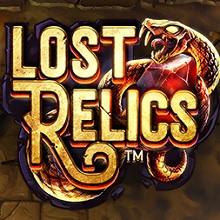 Lost Relics slot Netent
